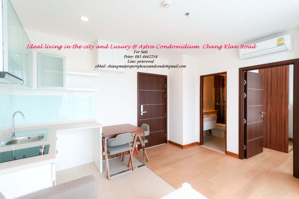 condo in chiang mai for sale The Astra condo