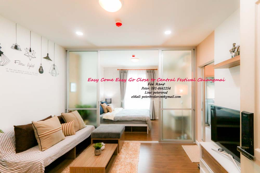condo in chiang mai for sale D Condo Nim