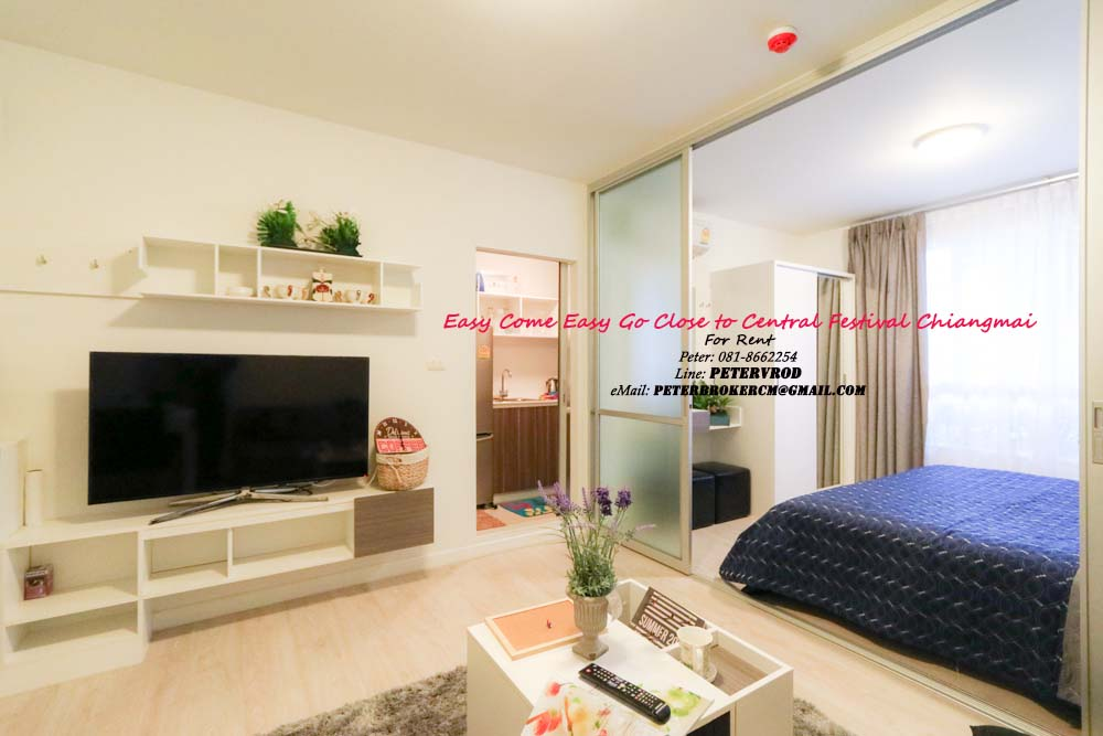 dcondo sign apartment for sale Affordable 1 Bed Room at chiang mai