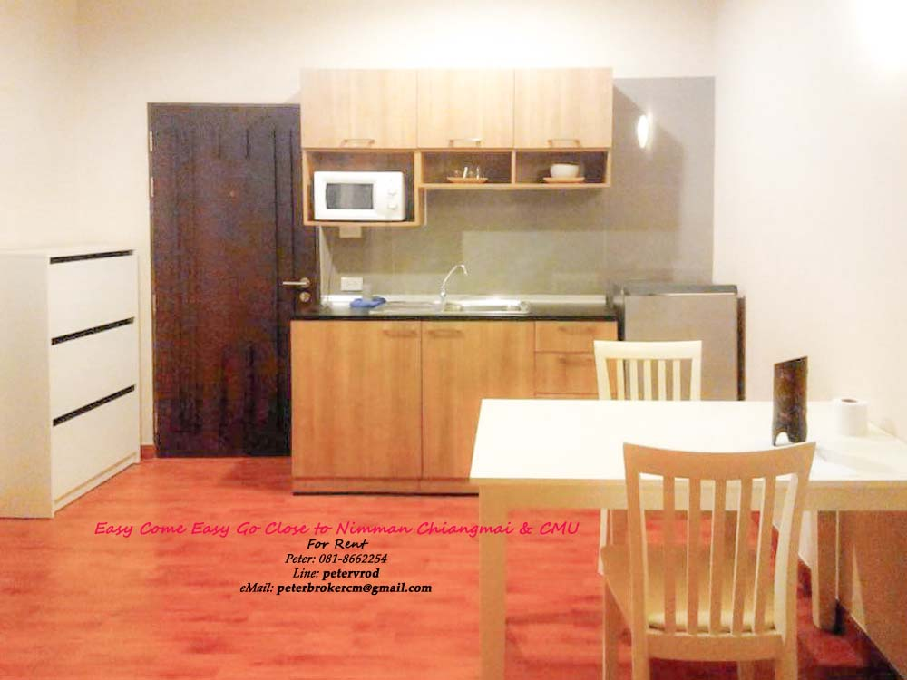 One plus CMU for rent Stunning 1 bedroom chiang mai