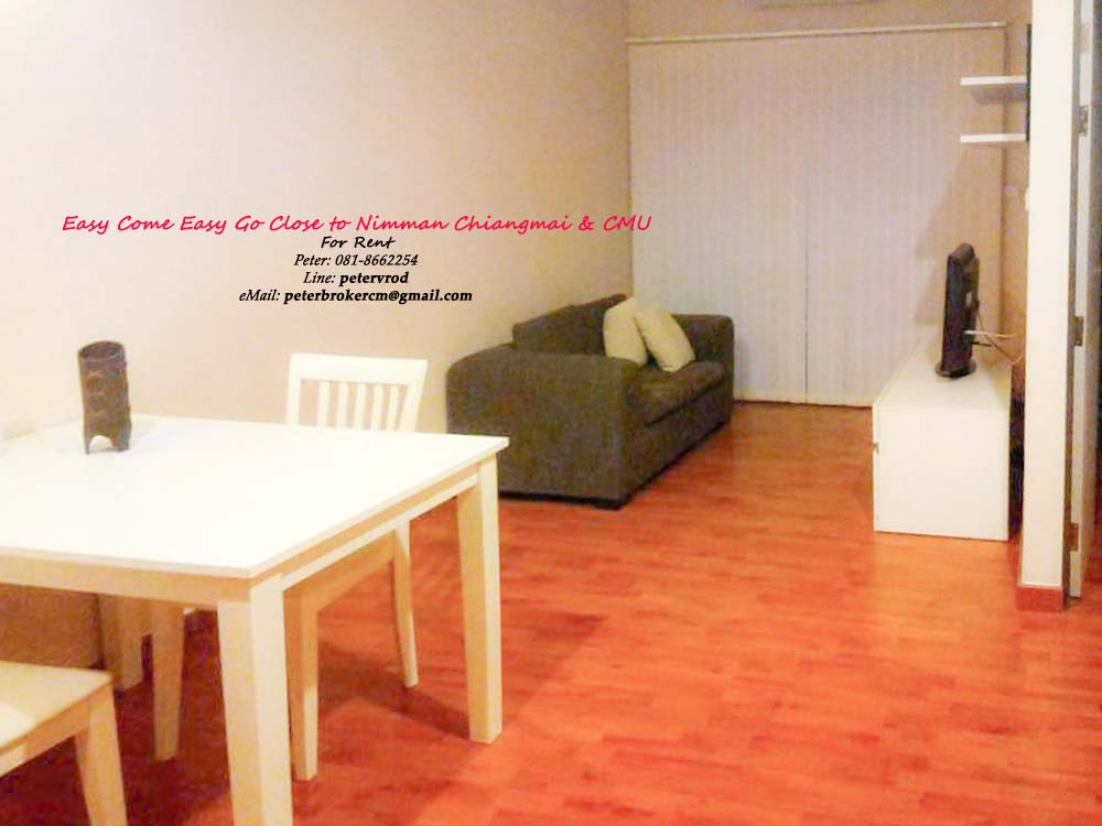 One plus CMU for sale Attractive 1 bedroom chiang mai