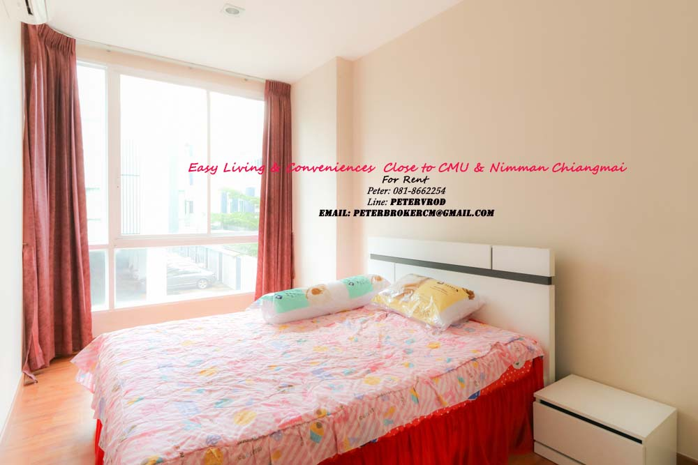 One plus CMU room for sale Attractive 1 bedroom chiang mai