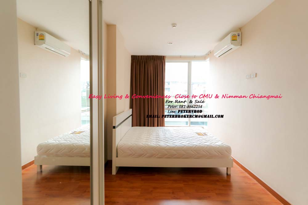 One plus CMU apartment for rent Stunning 1 bedroom at chiang mai