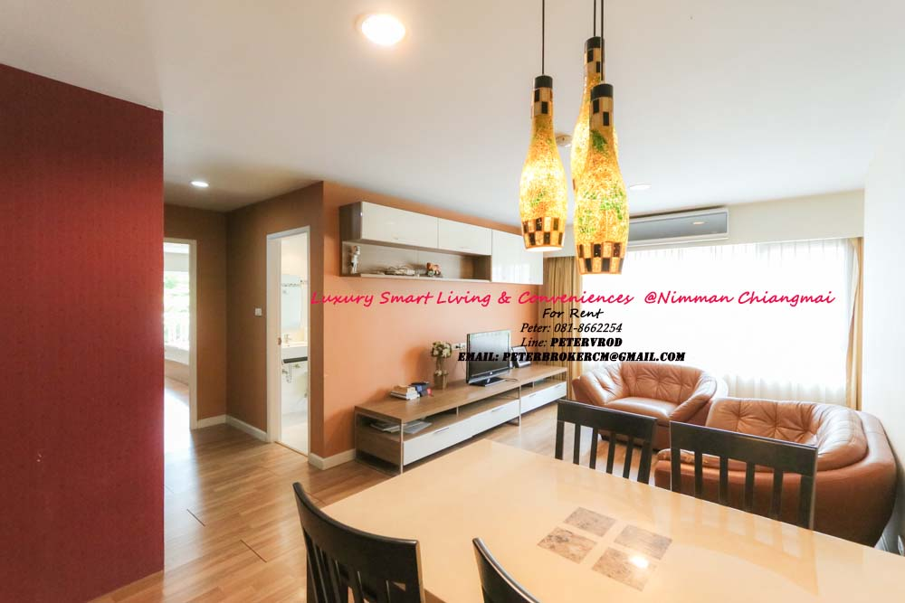 chiang mai condo for rent Punna Residence @ Nimman
