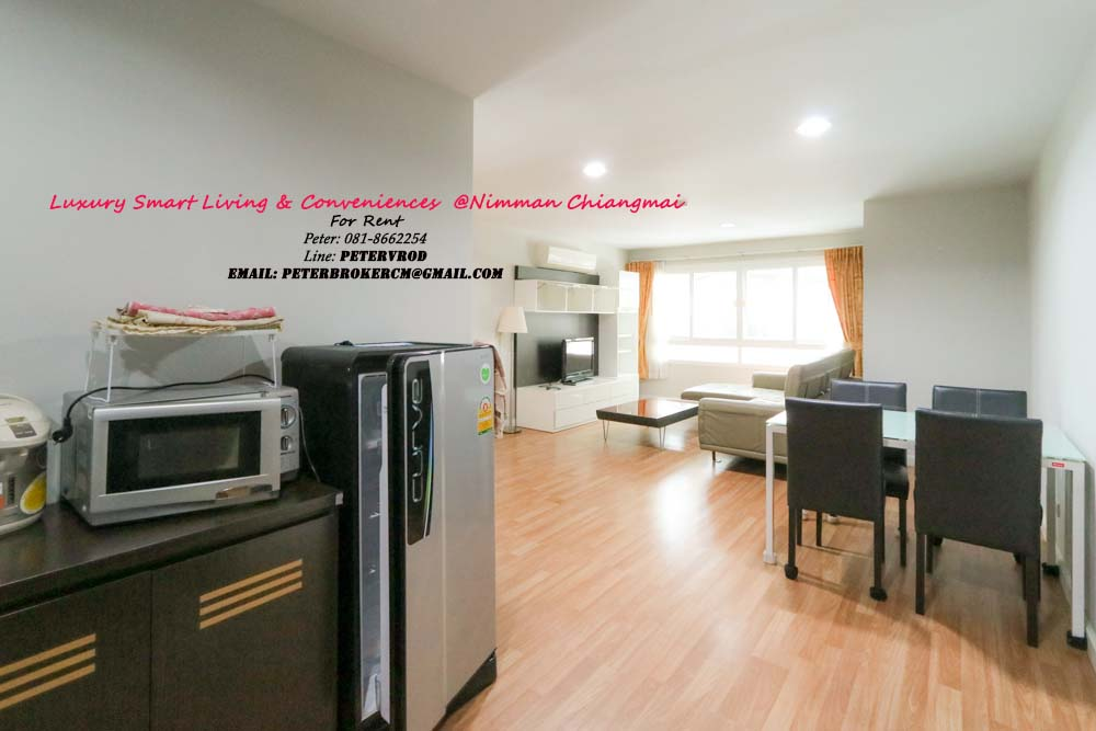 condo for rent in chiang mai Punna Residence @ Nimman