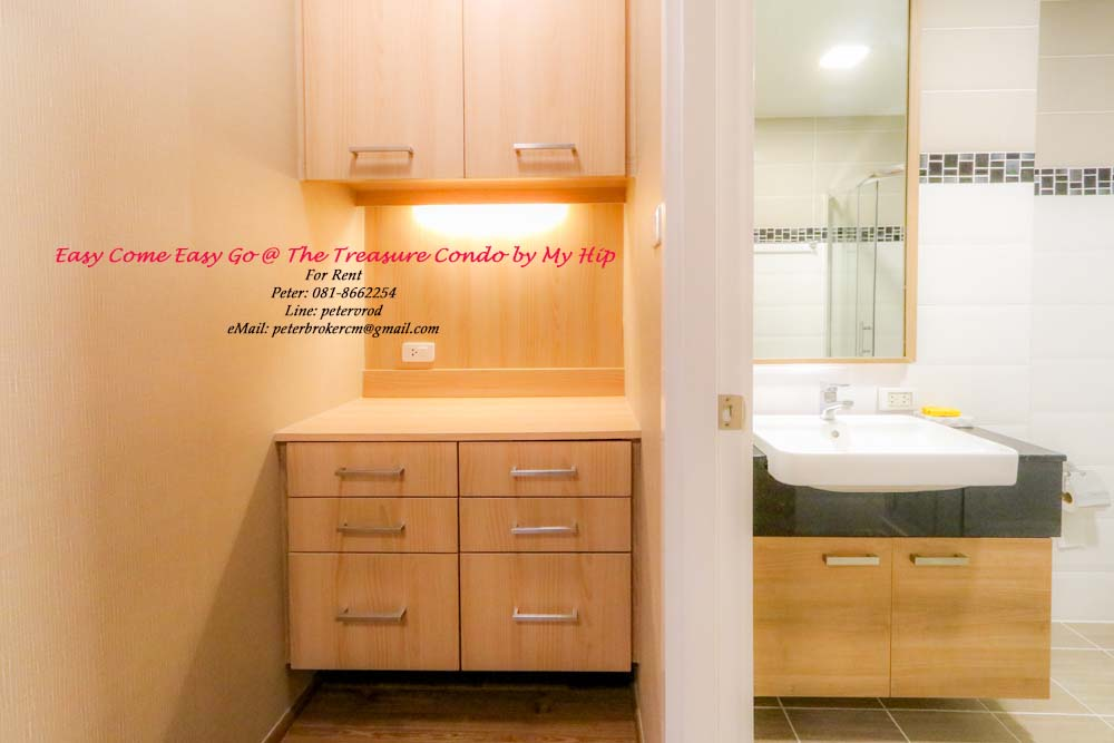 condo for rent in chiang mai The Treasure by My Hip
