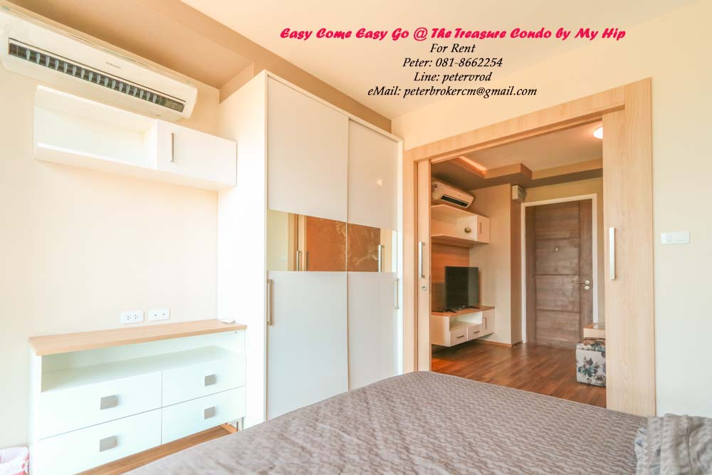 THE TREASURE By my Hip apartment for sale Excellen 1 bedroom at chiang mai
