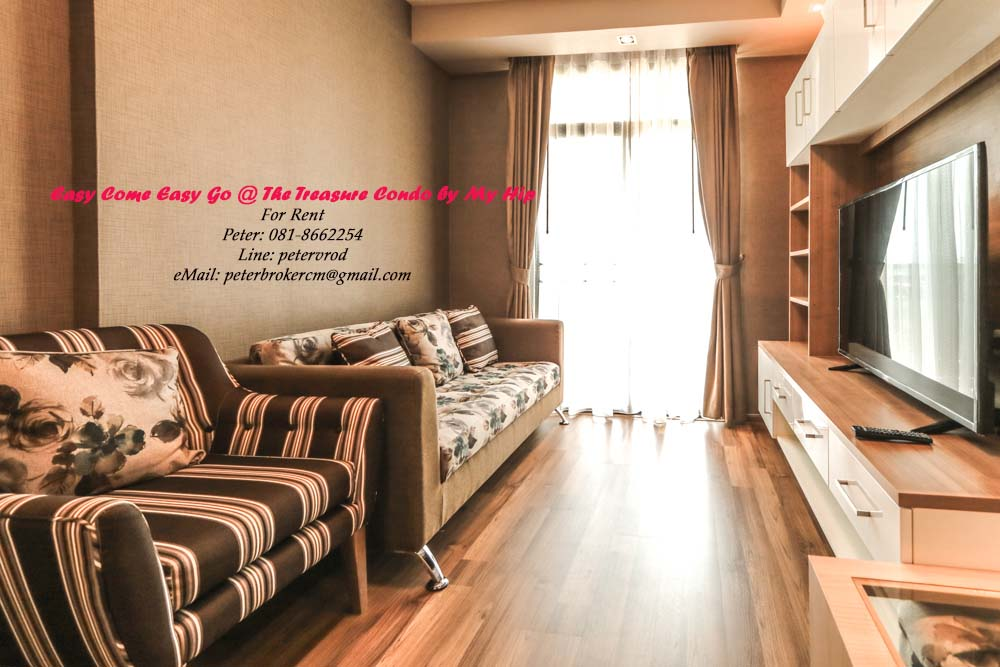 condo for sale in chiang mai The Treasure by My Hip
