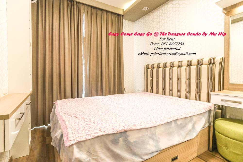 chiang mai condo for sale The Treasure by My Hip