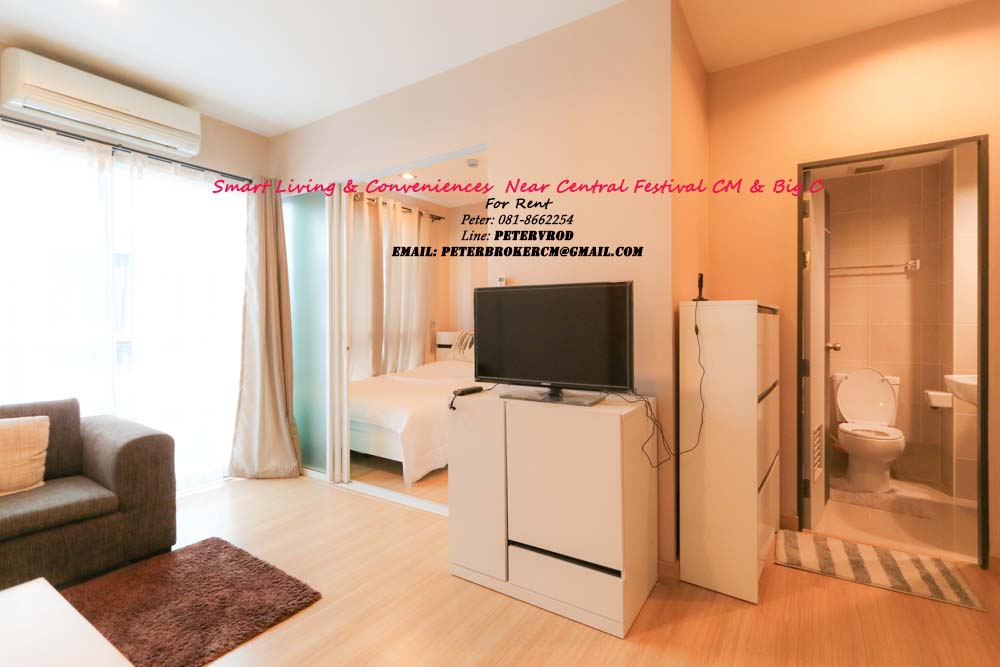 condo for rent chiang mai OnePlus Business Park