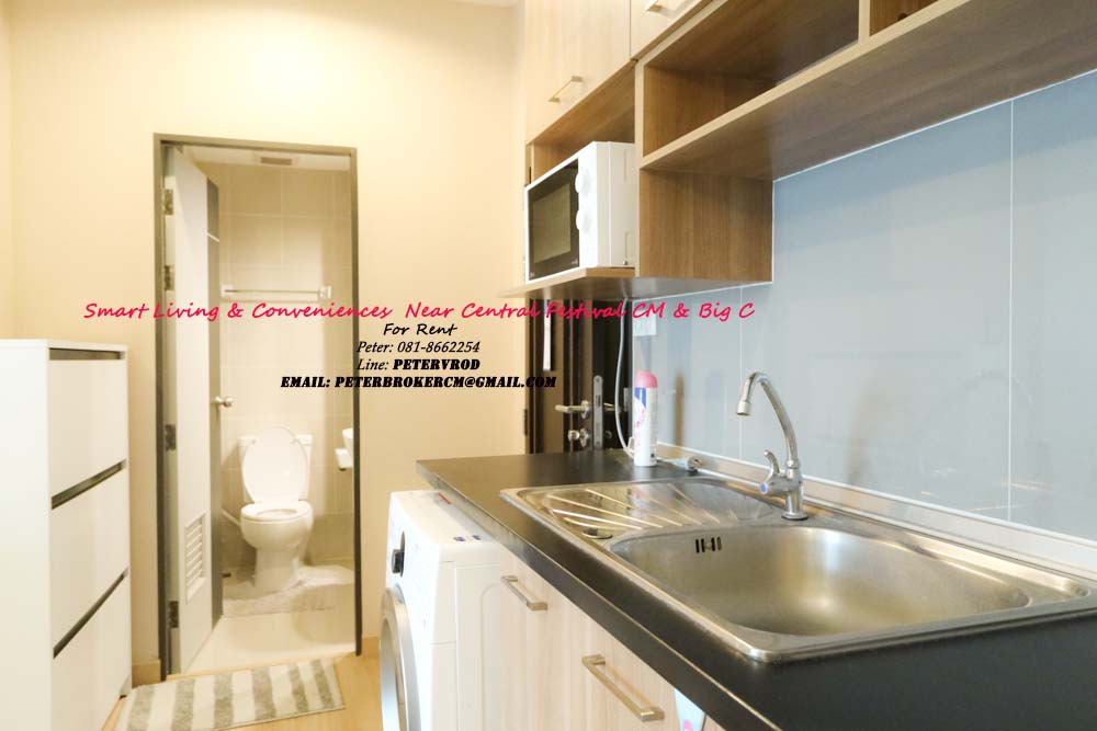 condo for rent in chiang mai OnePlus Business Park