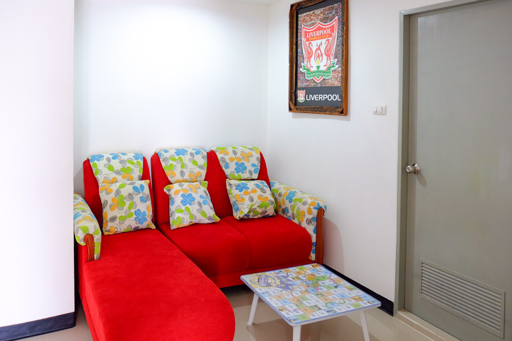 Chiang Mai View Place 2 A Fully furnished 45 Sqm 9,000 Baht/month