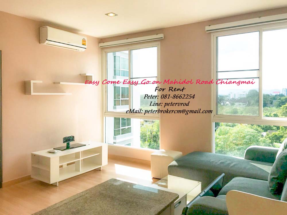 condo for rent chiang mai One Plus Nineteen