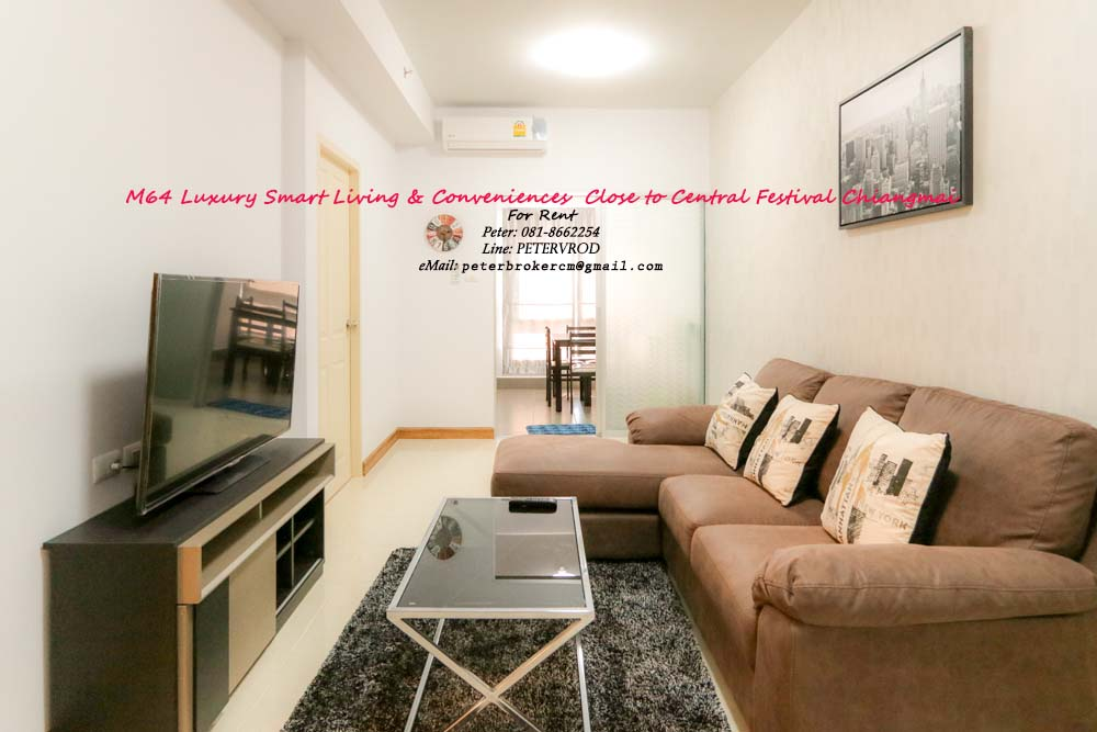condo chiang mai for rent Supalai Monte