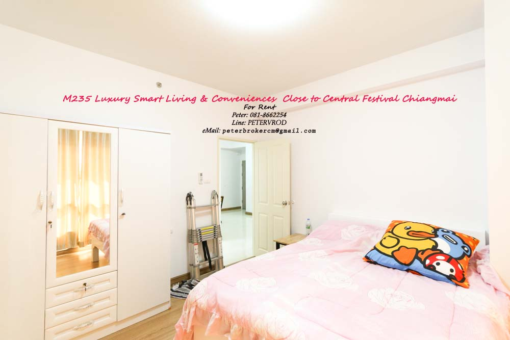 condo in chiang mai for rent