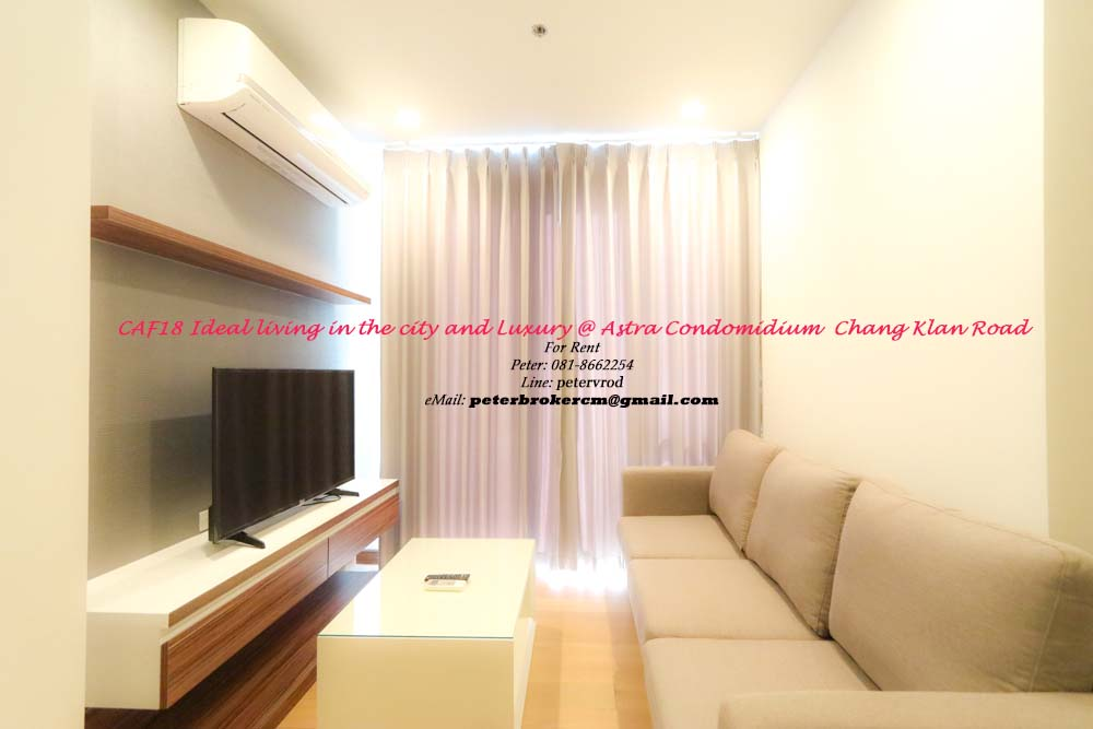 condo for sale chiang mai The Astra condo