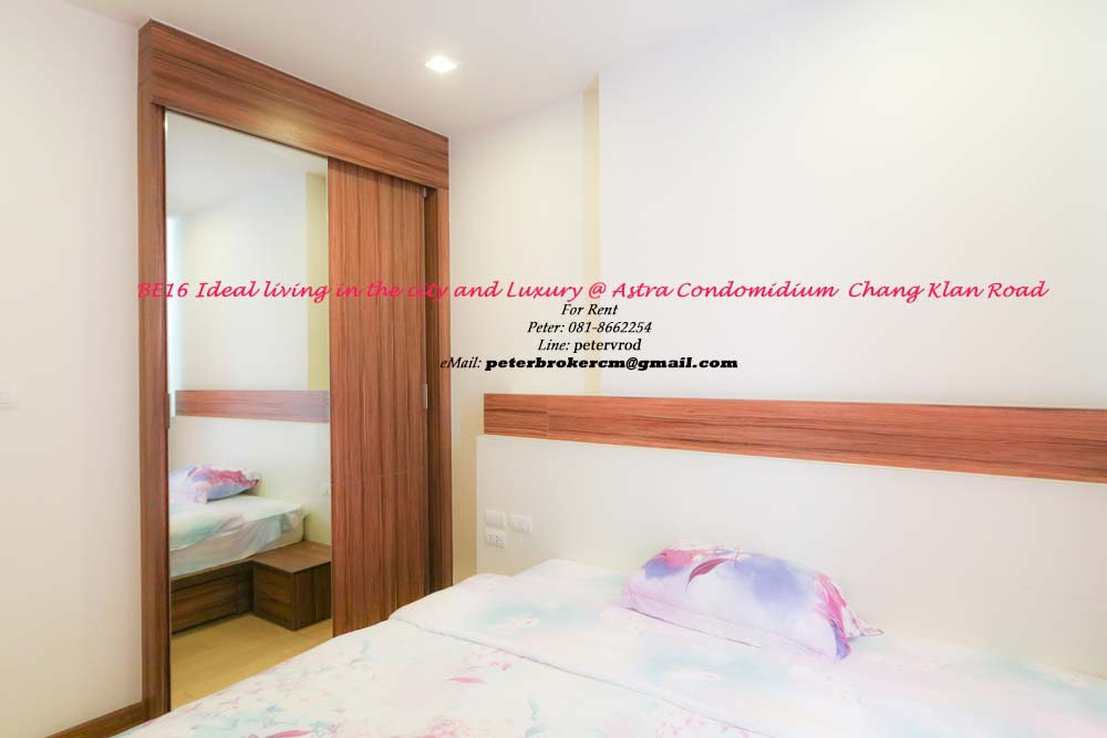 The Astra Condo Full Furnished 33 Sqm  1 bedroom Near Night
