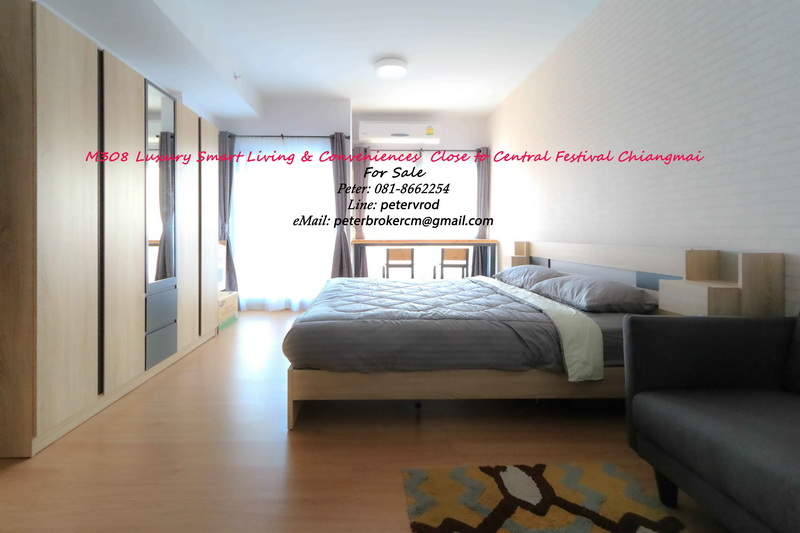 condo for sale in chiang mai Supalai Monte @ Viang