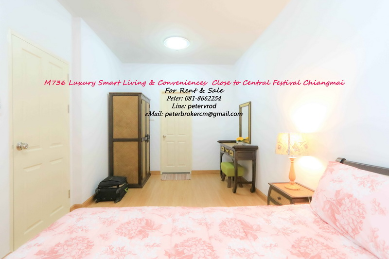 Supalai Monte Viang for rent Affordable 1 bedroom chiang mai