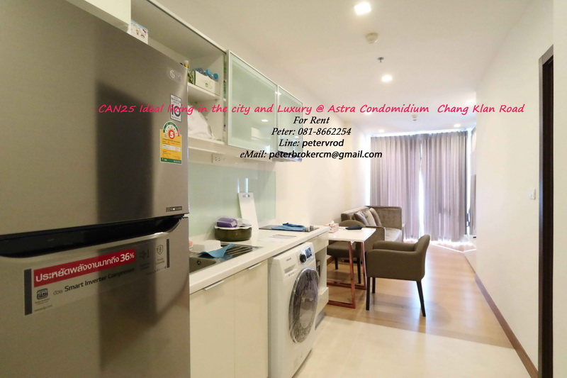The Astra Condo apartment for sale Excellen 1 bedroom at chiang mai