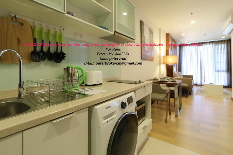 chiang mai condo for rent