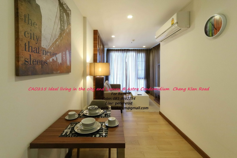 chiang mai condo for rent The Astra condo