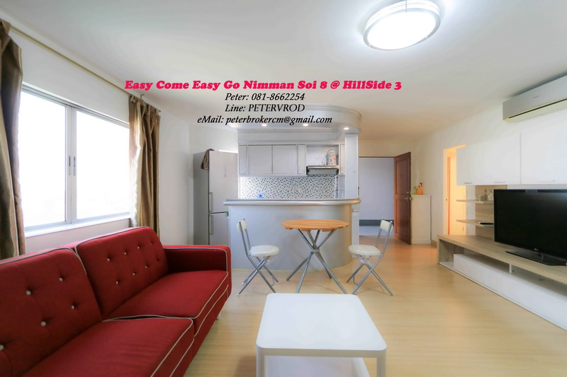 condo for rent in chiang mai Hillside 3
