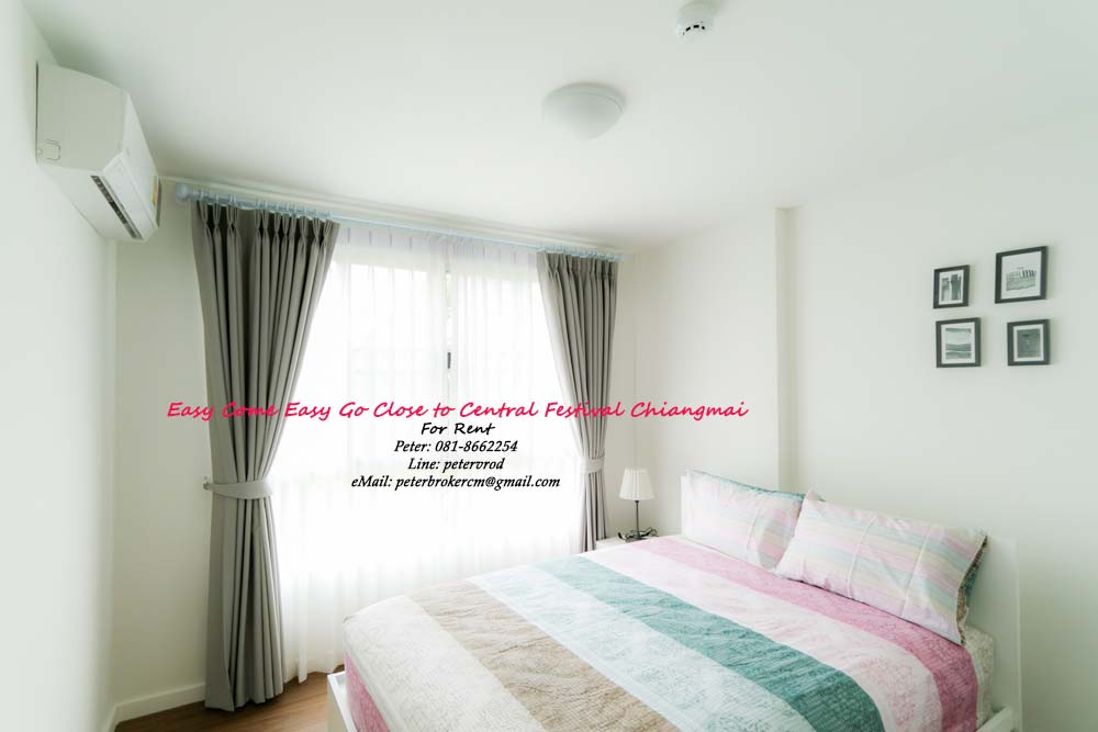 Condo for Sale 2 bedroom D Condo Nim Near Central Festival , A fully furnished 60 Sqm 4.85 MB