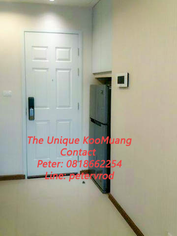 The Unique Condo @ Koomuang for rent Gorgeous 1 bedroom chiang mai