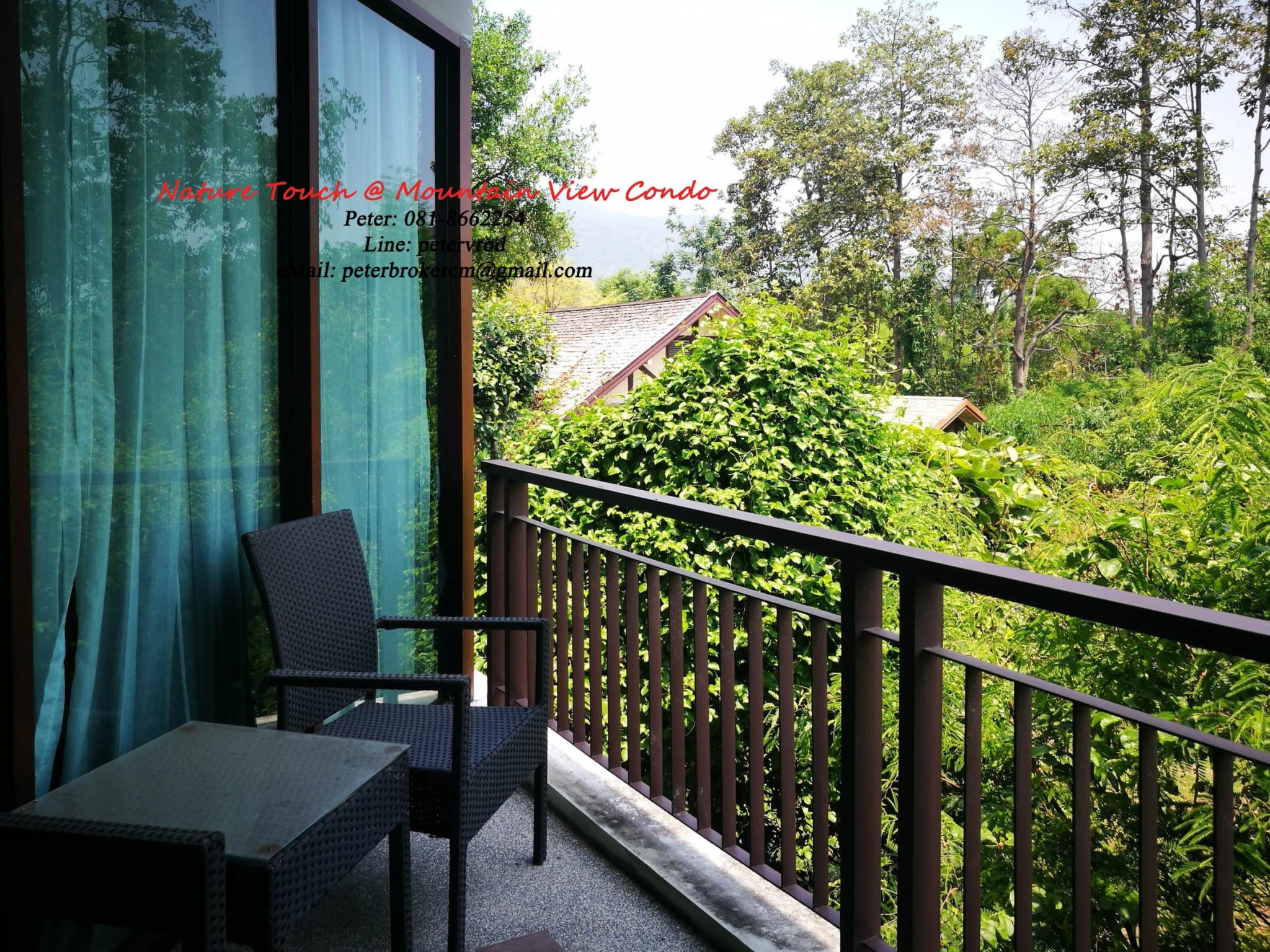 Mountain View Condo For Sale with Great Doi Su Thep View