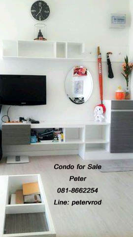 dcondo sign apartment for rent City Centre 1 Bedroom at chiang mai