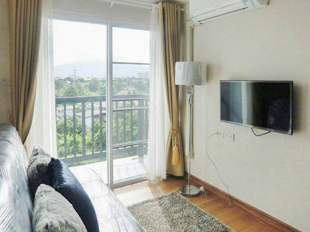 S1 Condominium 32 Sqm Floor 7 th Chiangmai Condo for Sale only 1.65 MB
