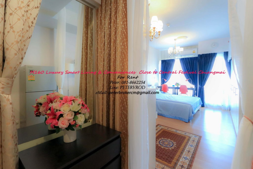 Supalai Monte @ Viang room for sale High Rise Living 1 bedroom chiang mai