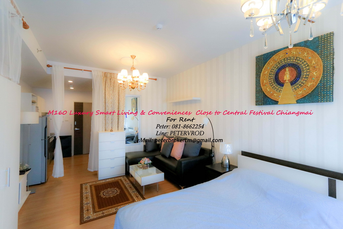 Beautiful Room Supalai Monte 1 Condo For Rent
