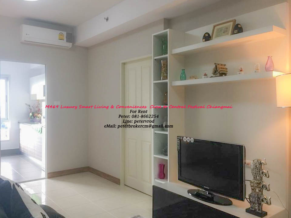 Delightful Room at Supalai Monte 1 Condo For Rent