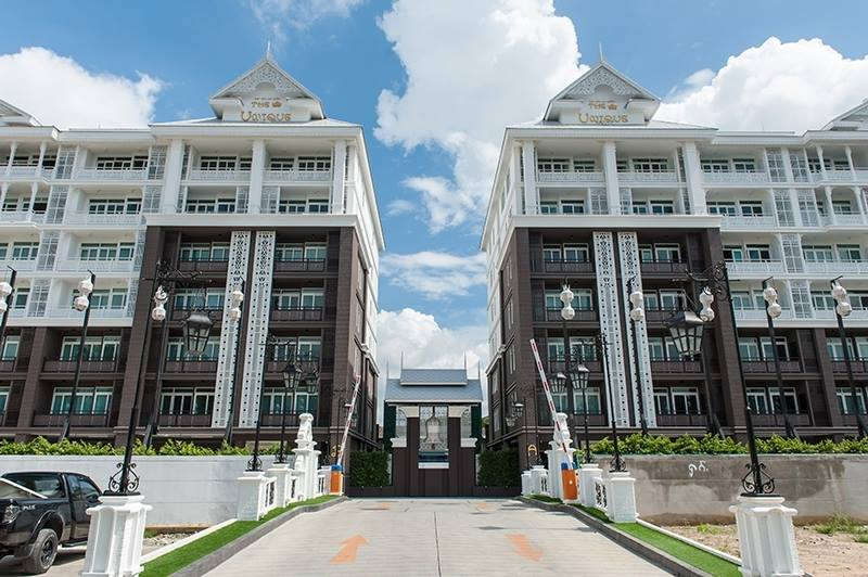 The Unique Condo @ Koomuang room for sale Gorgeous 1 bedroom chiang mai