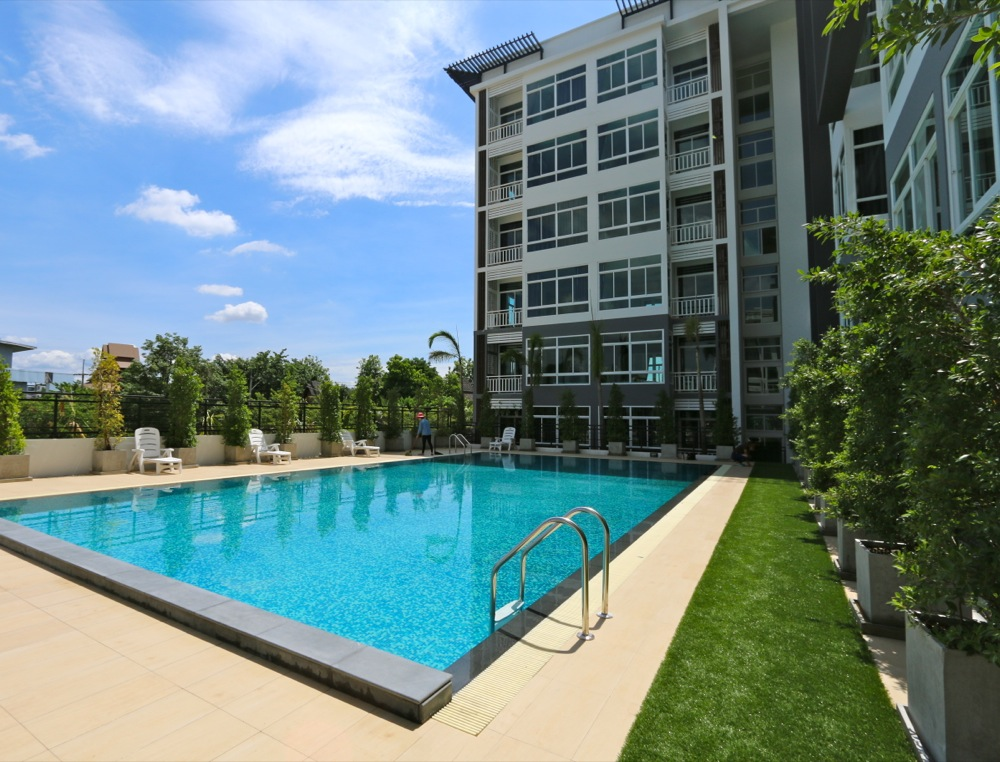 Spacious Condo For Sale In Chiang mai : My Hip Condo 4