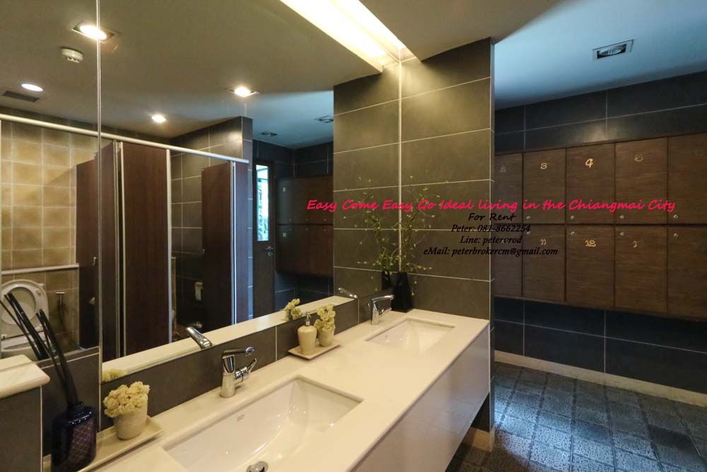 d'VIENG Santitham condo for sale Stunning 1 bedroom in chiang mai