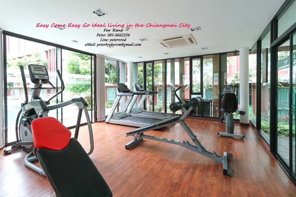 d'VIENG Santitham apartment for rent Stunning 1 bedroom at chiang mai