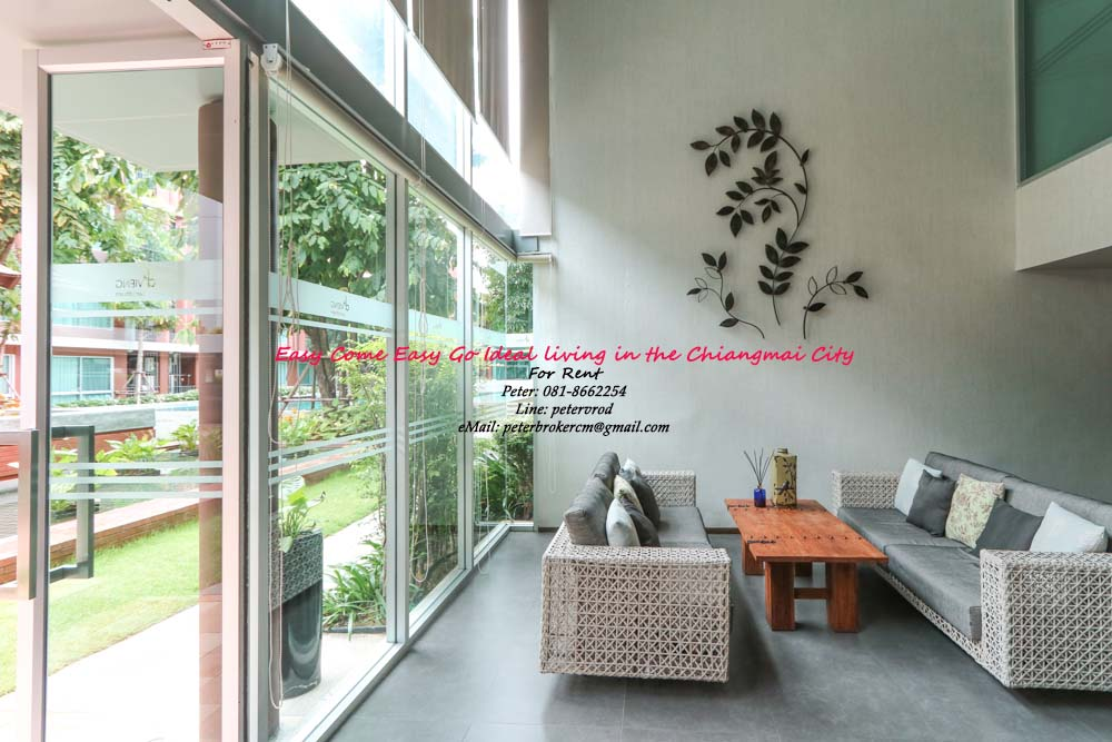 d'VIENG Santitham condo for rent Stunning 1 bedroom in chiang mai