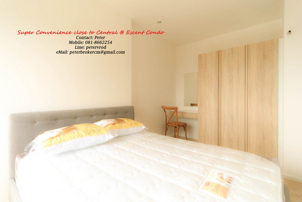 Escent Central Festival Ching Mai for sale Luxury 1 bedroom chiang mai