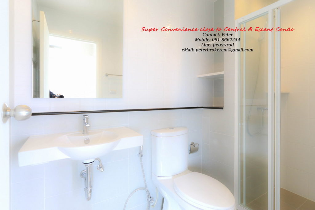 Escent Central Festival Ching Mai apartment for sale Stunning 1 bedroom at chiang mai