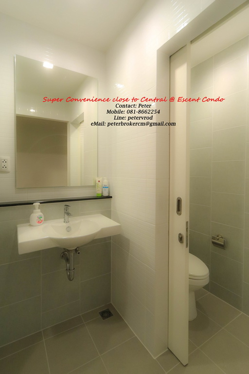 Escent Central Festival Ching Mai for rent fantastic 1 bedroom chiang mai
