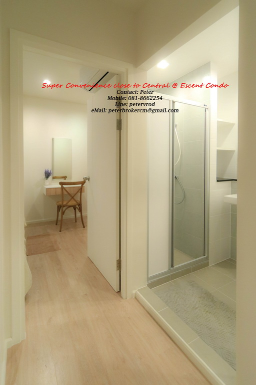 Escent Central Festival Ching Mai room for sale Delightful 1 bedroom chiang mai