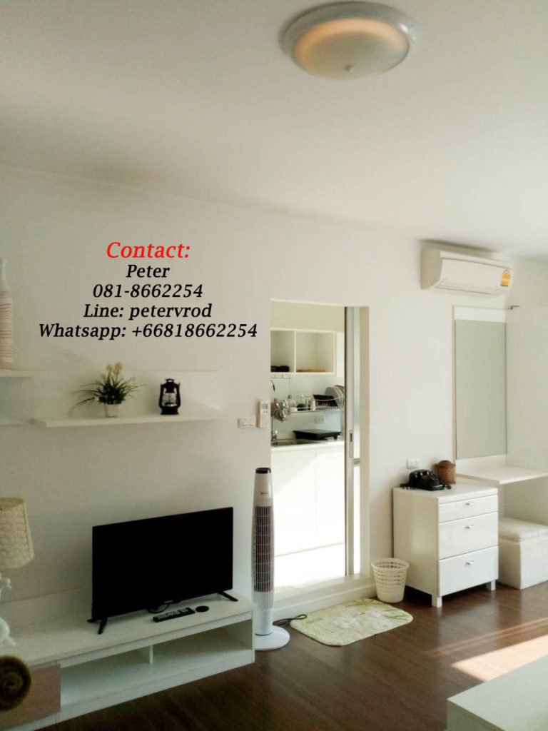DCondo Campus Resort room for rentAttractive 1 bedroom chiang mai