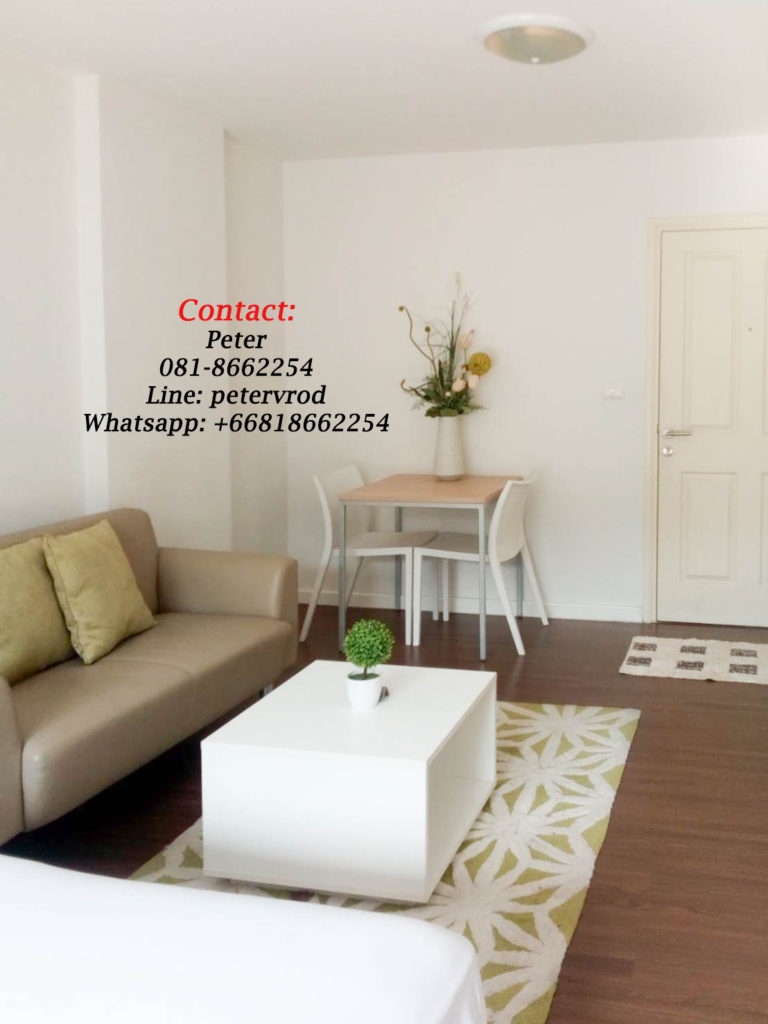 DCondo Campus Resort apartment for rentGorgeous 1 bedroom at chiang mai