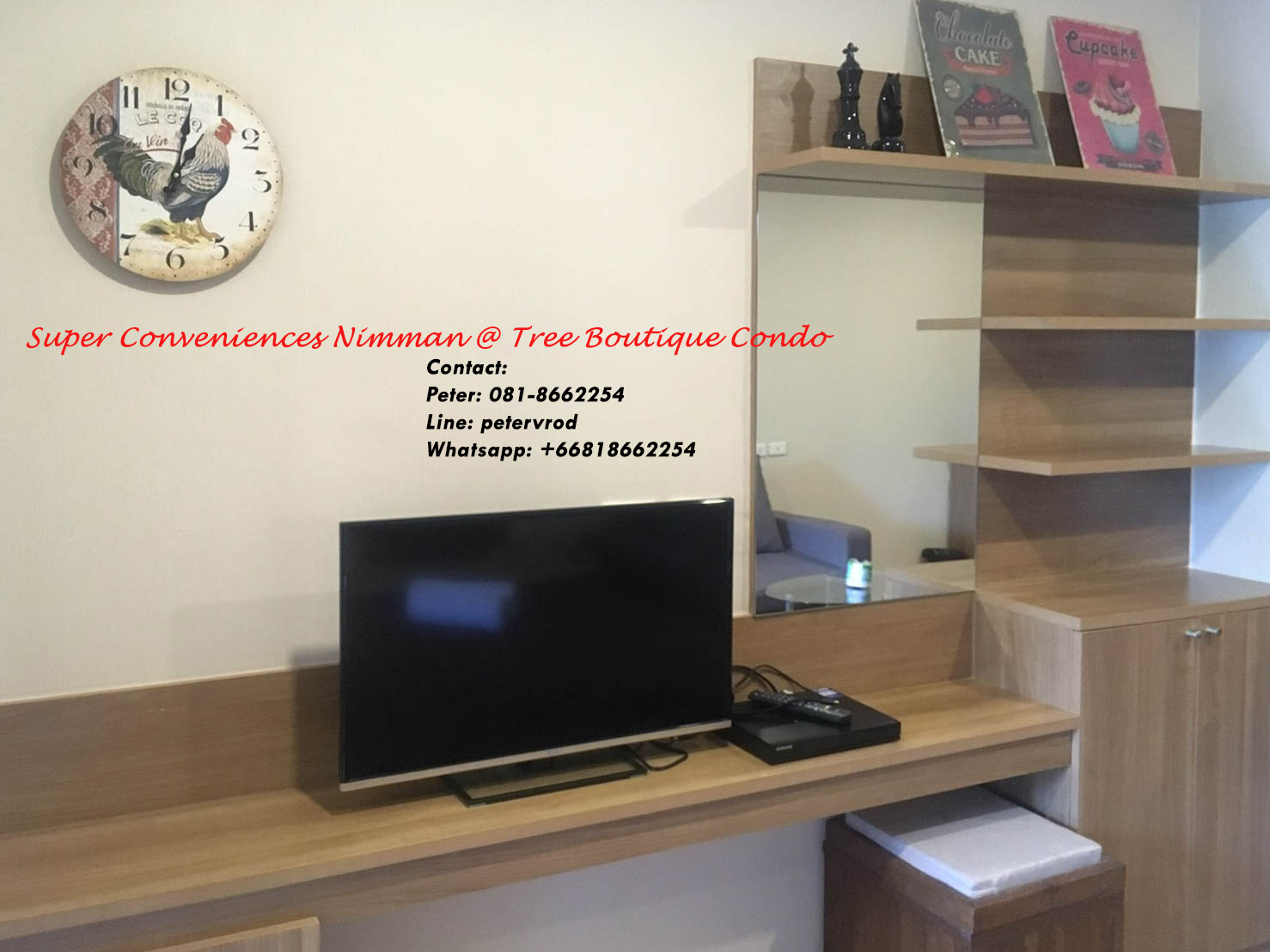 Nimman Condo for Sale Tree Boutique Condo @ Nimman
