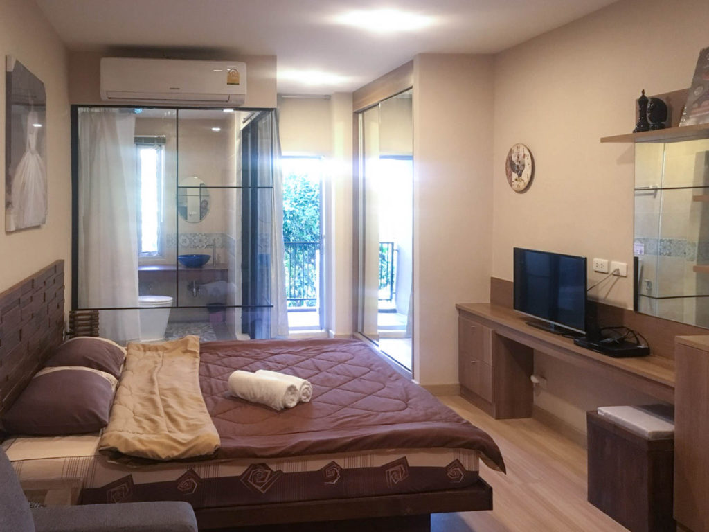 Tree Boutique room for rent Nicely Furnished 1 bedroom chiang mai