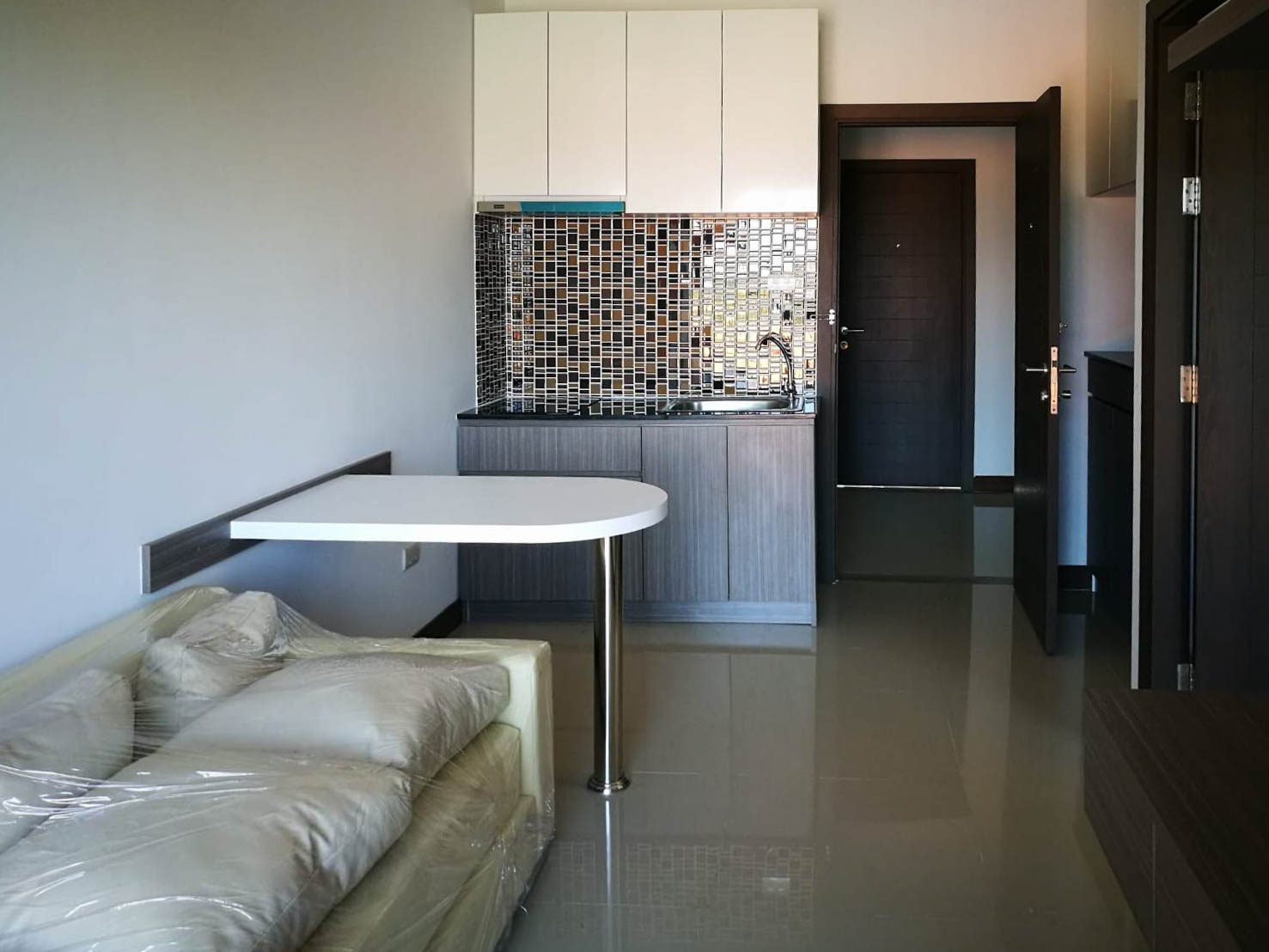The Rich Condo Nonghoi 32 Sqm 5th Condo for Rent