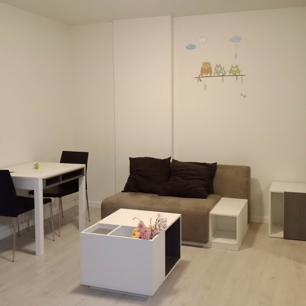 1 Bdrm Condo For Rent: Nicely Furnished 1 Bedroom DCondo Sign 30 Sqm 2nd Floor